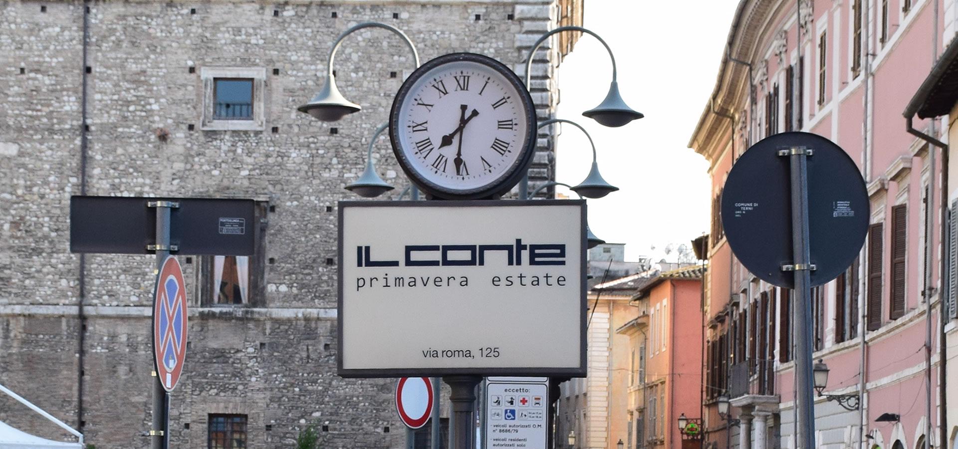 pubblicità su cartelloni stradali Terni
